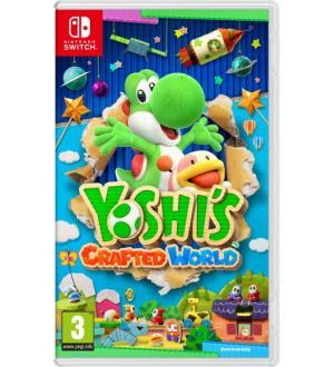 Yoshis crafted world gioco nintendo switch