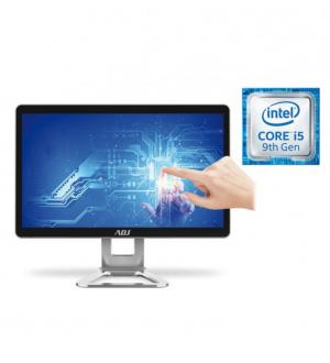 All In One 24 i5 8g 240g fd touch no odd i5-9400 wifi/webcam