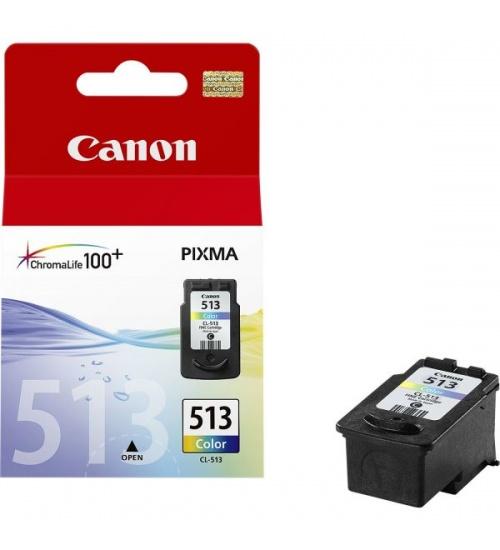 Ink canon cl-513 color pixma240/260 mp250/mp280/mp495/mx360/mx340/mx410