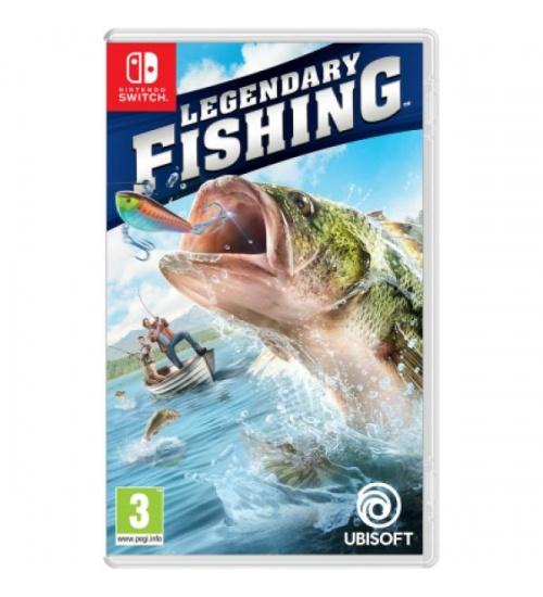 Hac gioco legendary fishing nintendo switch