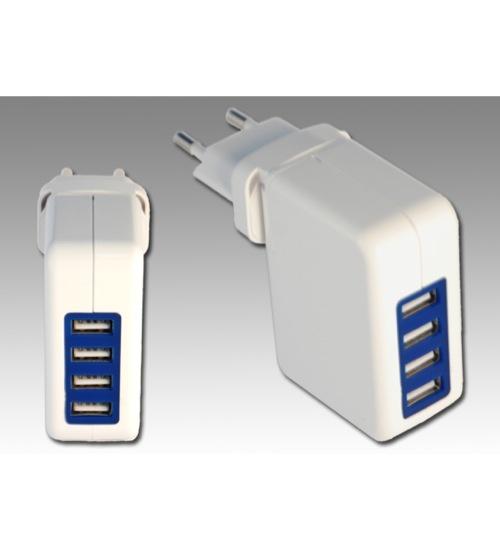 Power adapter 4p usb2.0