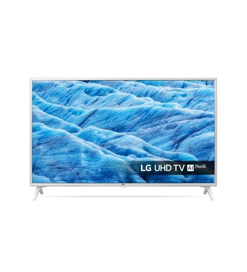 Tv 49 lg uhd 4k smart led wifi 2xhdmi dvb-t2 bianco