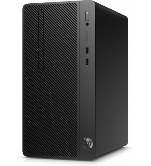 Pc i3-8100 4gb 1tb w10h microtower hp 290 g2 mtower