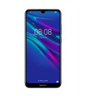 Smartphone huawei y6 2019 6,09 blue 32gb+2gb dual sim operatore