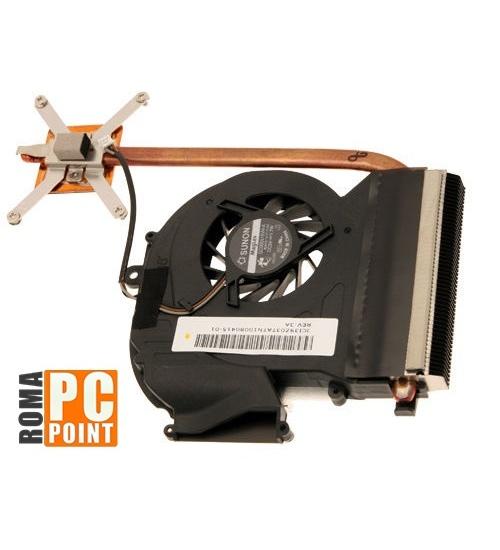 Ventola/radiatore 60.ahs07.005 acer aspire 4520 thermal module uma