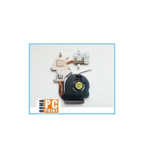 Heatsink fan packard bell tj61 tj62 tj71 tj72 tj73 60.4bx03.001