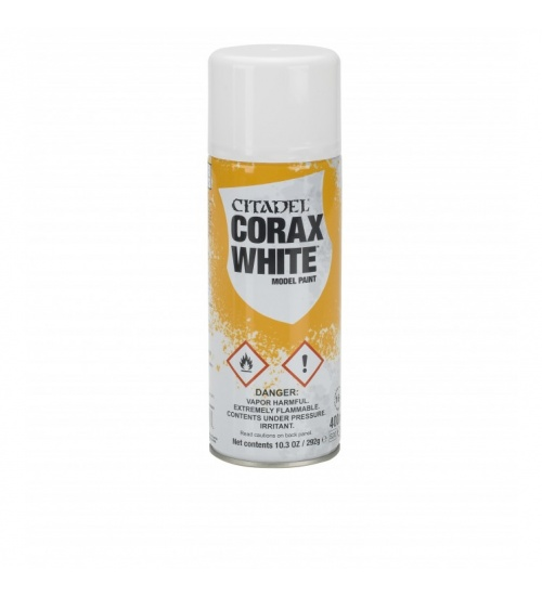 Corax white spray (global)