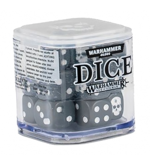 Citadel 12 mm dice set