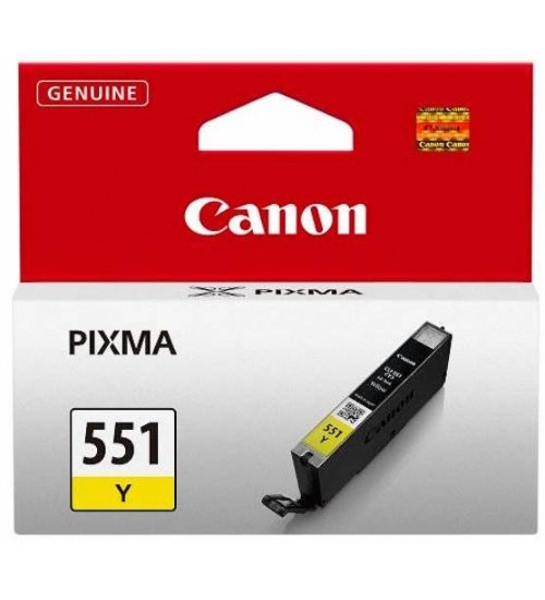 Cartuccia inkjet cli-551 yellow