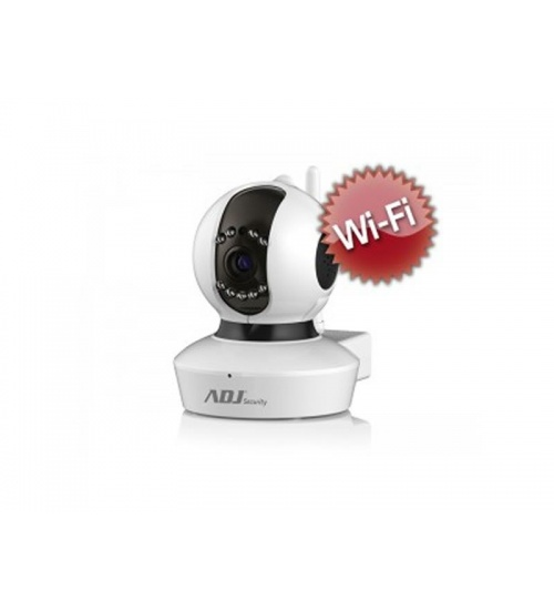 Camera ip angel hd wireless int wh h264/1mpix/tf64gb/pt
