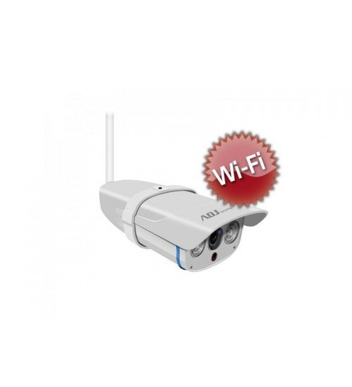 Camera ip pigeon hd ext wifi h264/1mpix/tf64gb/ip67 easy line