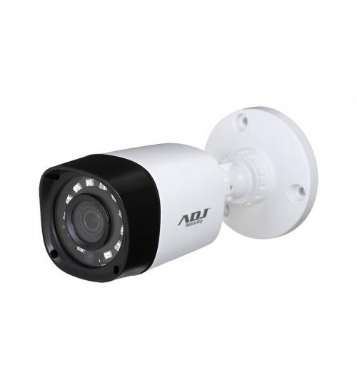 Camera bullet 720p 3,6mm wh ip67 ir20m dc12v 4in1 adj