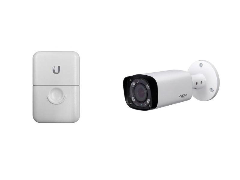 Camera ip 4mp + stabilizzatore ubiq uiti