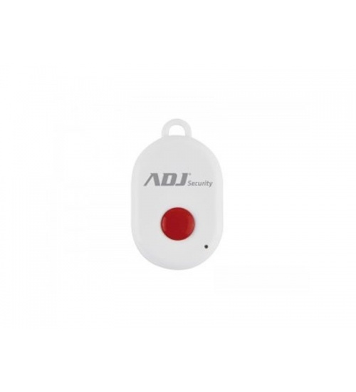 Pulsante emergenza wireless mini per 740-00005 adj