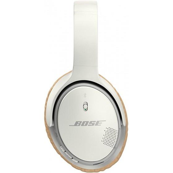 Bose soundlink cuffie around-ear wireless ii bluetooth, bianco