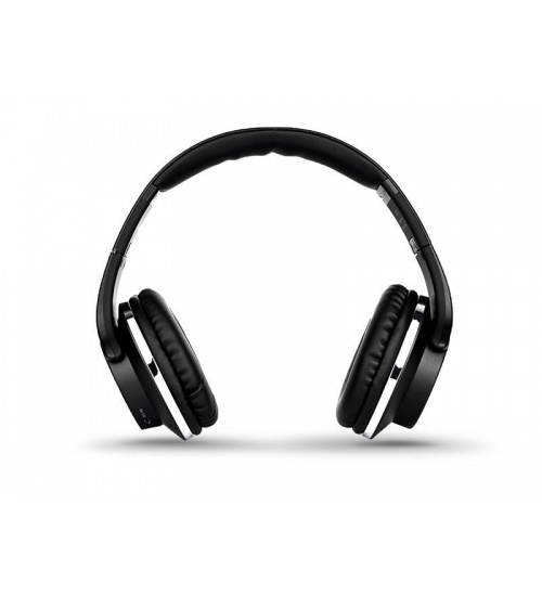 Cuffia speaker c/micr bluetooth bk everywhere micro sd/radio fm adj