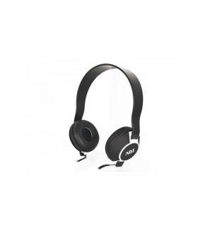 Cuffia c/microfono 3.5mm bk jab smartphone/tablet adj
