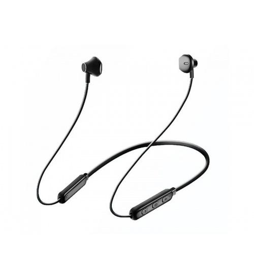 Auricolari c/microfono bluetooth bk grip neckband smartphone/tablet adj