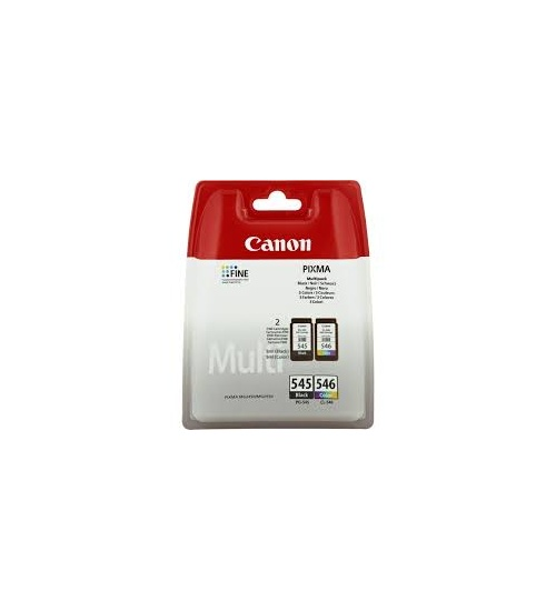 Canon multipack (pg-545 + cl-546)