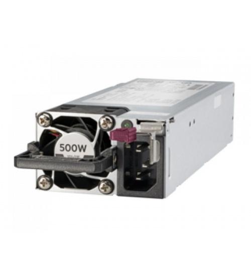 Power supply hpe 500w fs plat ht plg lh