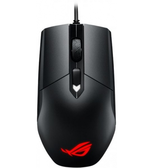 Mouse gaming rog strix impact usb con filo ambidestro