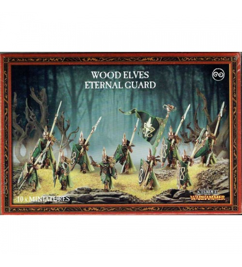 Eternal guard dei wood elves