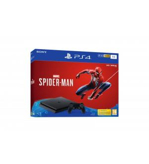 Sony playstation 4 1tb spiderman nuovo modello ps4 vch
