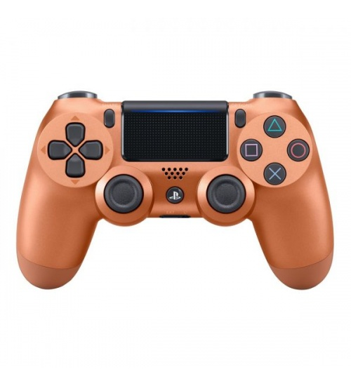 Dualshock 4 copper  v2 controller pad ps4