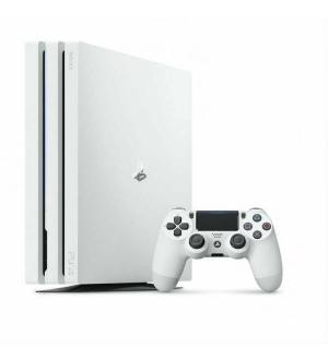 Sony playstation pro 1tb gamma whit e gammaglaciar ps4