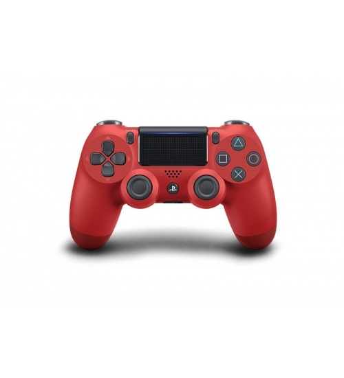 Dualshock 4 magma red v2 ps4 controller pad