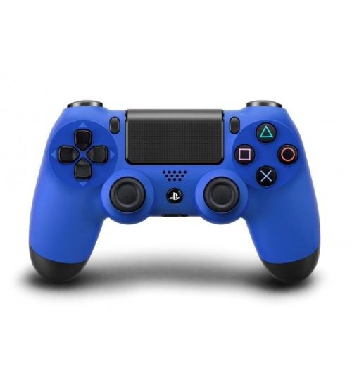 Dualshock 4 wave blue v2 ps4 controller pad