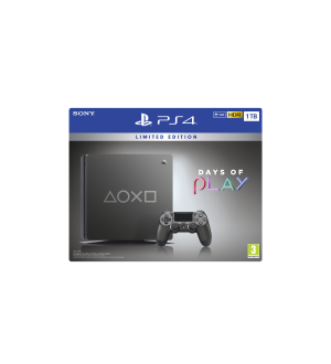 Sony playstation 4 slim 1tb play limited edition 2019 ps4