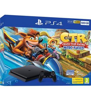 Sony playstation 4 500gb + crash te am racing nitro fueled