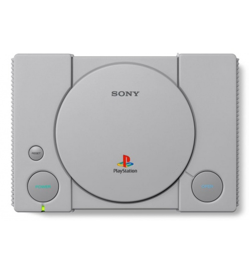 Sony playstation classic console+ 20 game retro