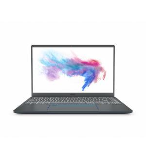 Notebook msi prestige 14 a10sc (gtx 1650 maxq)14fhd ips 60hz 72%ntcs thin b.,comet lake i7-10710u,16gb,512gb nvme ssd,w10h.,4gb gddr5