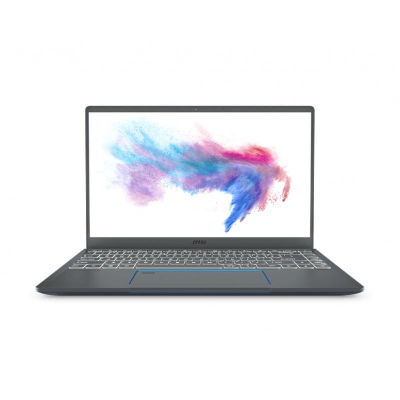 Notebook msi prestige 14 a10rb (mx250), no os, 14fhd ips 60hz 72%ntcs thin bezel rgb,cl i7-10510u,16gb,512gb nvme ssd,2gb gddr5