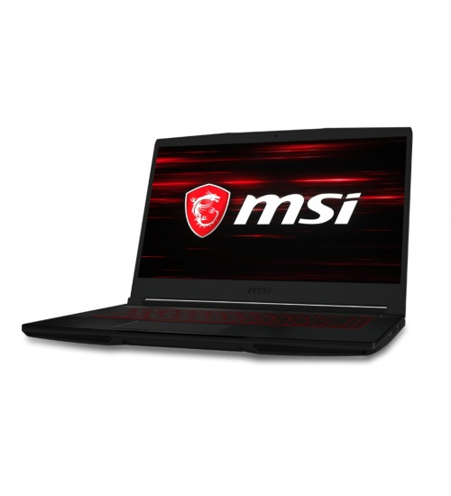 Notebook refurbished msi gf63 8rc (gtx1050), 15.6fhd 60hz ips 45% narrow bezel ips,c.i7-8750h+hm370,8gb*2,128gb ssd+1tb,w10,4gb gddr5