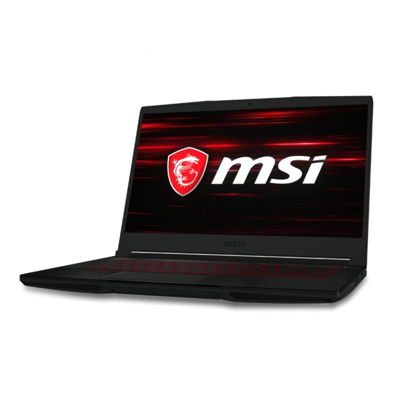 Notebook refurbished msi gf63 thin 9sc (gtx1650 max q), 15.6fhd ips, thin bezel,c. i7-9750h+hm370,8gb*2,s.r.ssd256+1tb,w10,4gb gddr5
