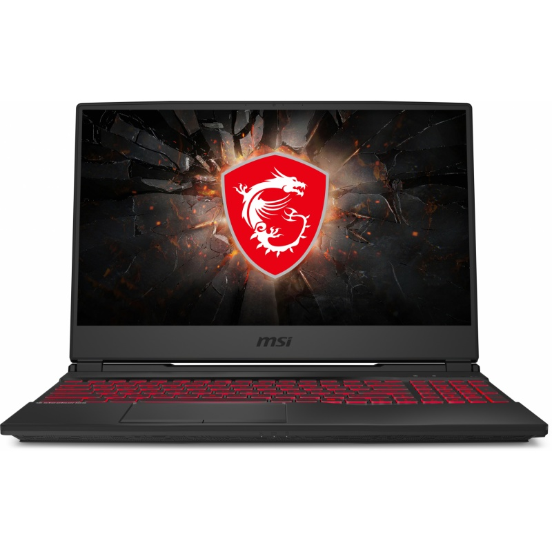 MSI Gaming GL65 10SDR-293IT Leopard Computer portatile Nero 39,6 cm (15.6) 1920 x 1080 Pixel Intel® Core™ i7 di decima generazione 16 GB DDR4-SDRAM 1000 GB SSD NVIDIA® GeForce® GTX 1660 Ti Wi-Fi 6 (802.11ax) Windows 10 Home