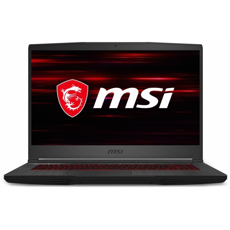 Notebook msi gf65 thin 10sdr (gtx1660ti),15.6fhd 120hz ips thin bezel, red k., i7-10750h+hm470,16gb,512gb nvme ssd,win10,6gb gddr6