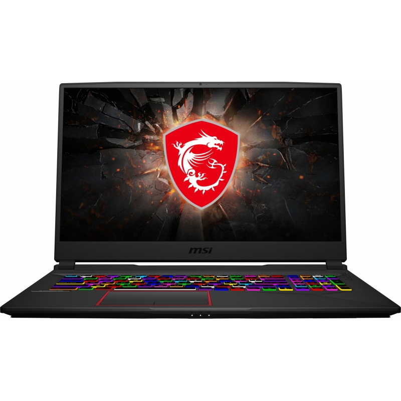 Notebook msi ge75 raider 10sf(rtx 2070) 17.3fhd 300hz thin bezel rgb, comet lake i7-10875h+hm470,8gb*2,1tb nvme ssd,win10,8gb gddr6