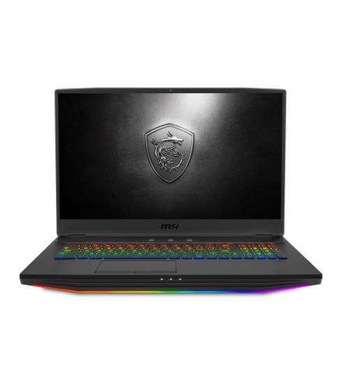 Notebook msi gt76 titan dt 9sf (rtx2070 8gb),17.3 fhd,240hz tb,rgb cf refresh i7-9700k+z390,16gb*2,512gb*2 ssd+1tb,w10pro, 8gb gddr6