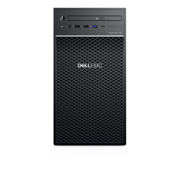 Server dell t40 e-2224 8gb 1tb 3,5 dvdrw 1yr basic nbd
