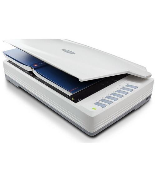 Scanner plustek optic pro a320l a3 (illustrazioni, fotografie, tavole, rivi