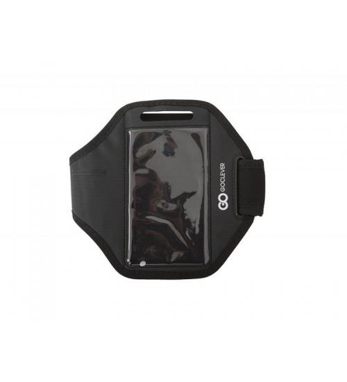 Fascia braccio goclever smartphone universale fino a 4,5