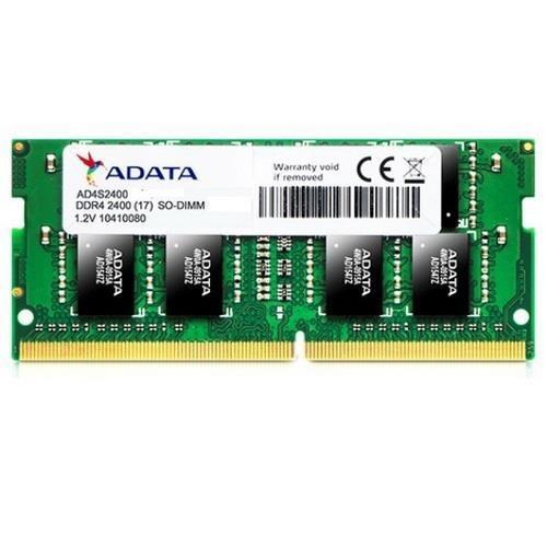 Memoria adata 8gb ddr4 2400mhz so-dimm low voltage ad4s240038g17-r