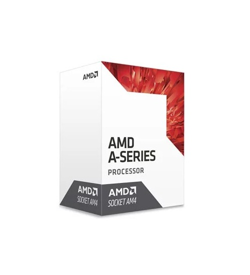 Apu amd a6 9500 dual core 3.8ghz 1mb 65w am4 radeon r5 series graphic card