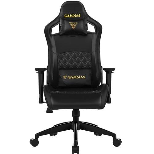 Gamdias sedie gaming aphrodite ef1 l b nera vinylpelle multi-regolazioni