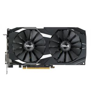 Scheda video asus dual rx580 o4g 4gb ddr5 pcie3.0  dvi-d 2*dp 2*hdmi