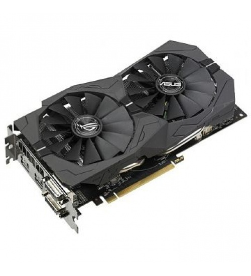 Scheda video asus rog-strix-rx570-4g-gaming 4gddr5 pcie3.0  2*dvi-d dp hdmi